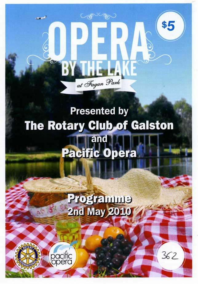 Opera by the Lake